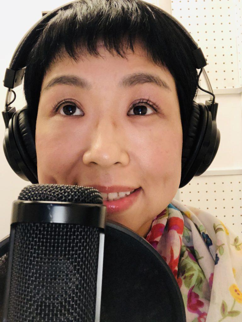 「本当の自分の声を聴いて」Photo by Yasuyo Watanabe,東京,October 2018